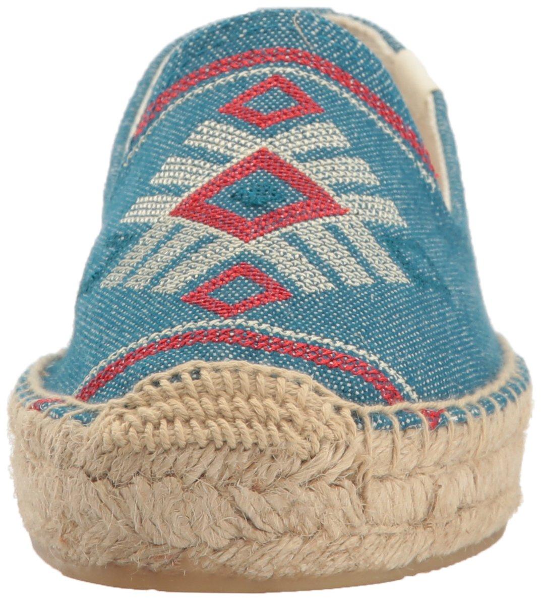 Soludos B01N8P71S2 Women's Yucatan Smoking Slipper Flat B01N8P71S2 Soludos 10 B(M) US|Ocean Blue ccc76c