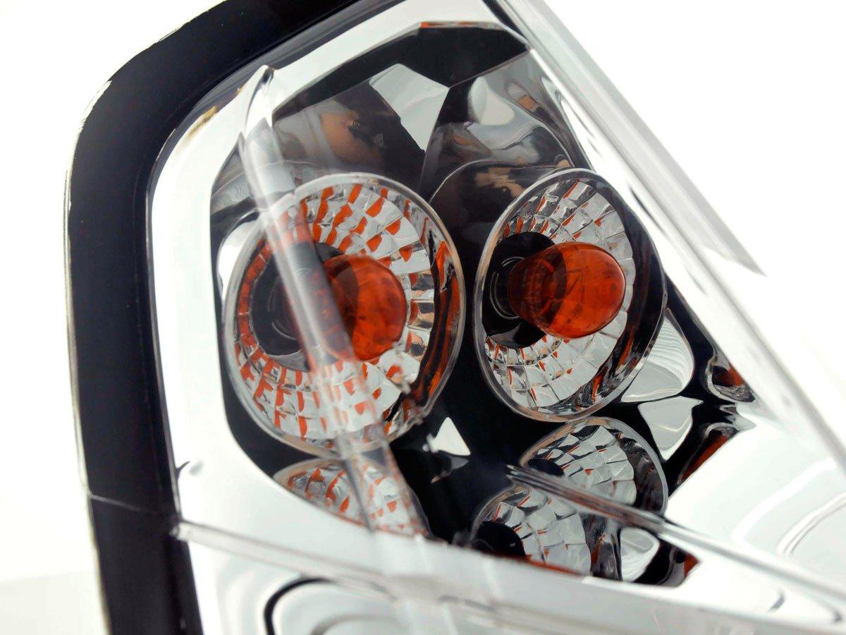 FK R/ückleuchte Heckleuchte R/ückfahrscheinwerfer Hecklampe R/ücklicht FKRLXLFI8003