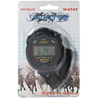 Flott Stopwatch, Black, 1 memory, MF242