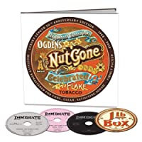 Ogdens' Nut Gone Flake (50th Anniversary 3CD + DVD)