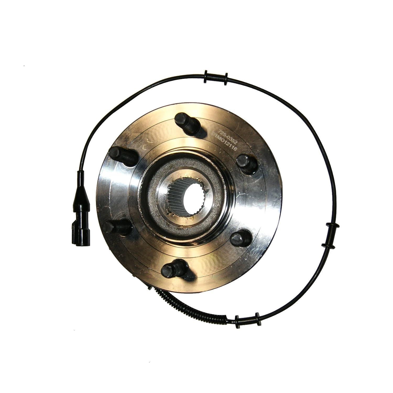 GMB 725-0352 Wheel Bearing Hub Assembly