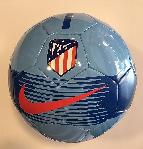 Nike Atlético de Madrid Supporters - Balón de fútbol, Gale/Blue ...