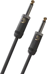 Planet Waves American Stage Guitar and Instrument Cable, 15 feet