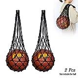 Hatisan 2Pcs Long Version Mesh Ball Bag, Mesh