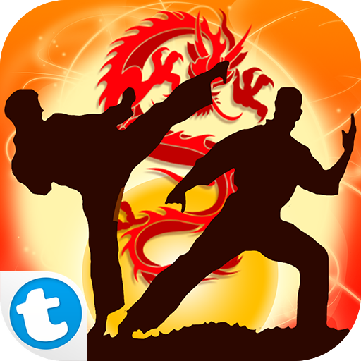 Kung Fu Fighting (Power Ranger Games Power Ranger Games)