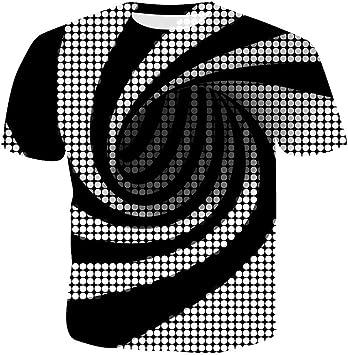 ღLILICATღ Camisa Hawaiana para Hombre Mujer Casual Manga Corta Camisas Playa Verano 3D Estampada Funny Hawaii Shirt: Amazon.es: Deportes y aire libre