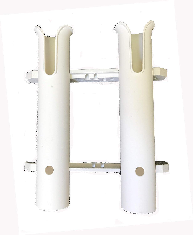 KUFA Sports Heavy Duty 2 Pole Tube assemable Rack Fishing Rod Holder RH11