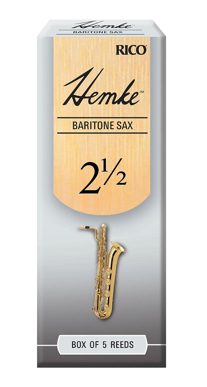 Strength 2.0 Rico Baritone Sax Reeds 3-pack