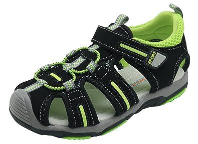 c18ab99252d52 Apakowa Sandales de Plage pour Garçon Chaussures Anti-Dérapantes d été pour  Enfants (