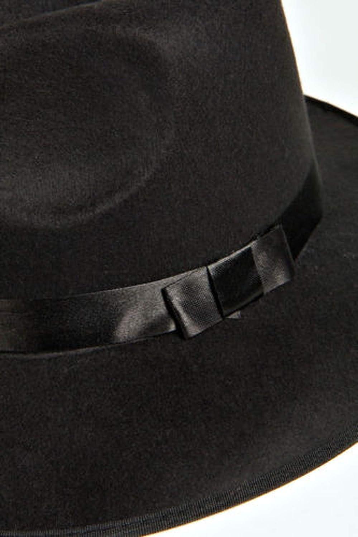 Women Men Unisex Vintage Blower Jazz Dance Hat Trilby Derby Cap Fedora Felt Hats