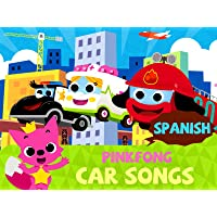 Pinkfong! Car Songs (Spanish Version)