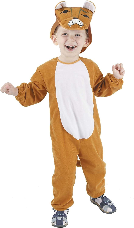 Disfraz de león para niños 3-4 años (98/104): Amazon.es: Juguetes ...