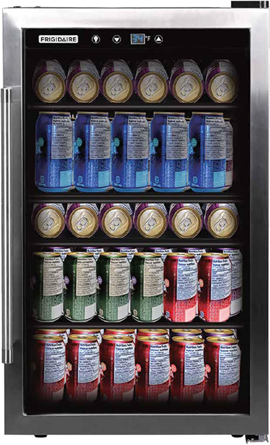 Frigidaire EFMIS155 Beverage Center, 126-CAN