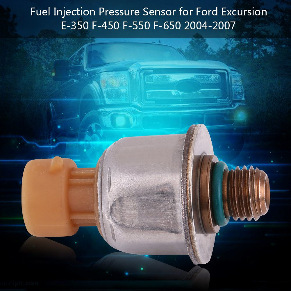 Keenso New OEM Fuel Tank Vapor Pressure Sensor Replacement for Ford Excursion E-350 F-450 F-550 F-650 2004-2007 1845428C92 Fuel Injection Pressure Sensor