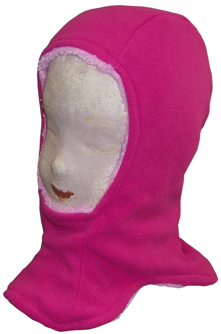 N'Ice Caps Kids Unisex Sherpa Lined Fleece Winter Balaclava Crusader 602