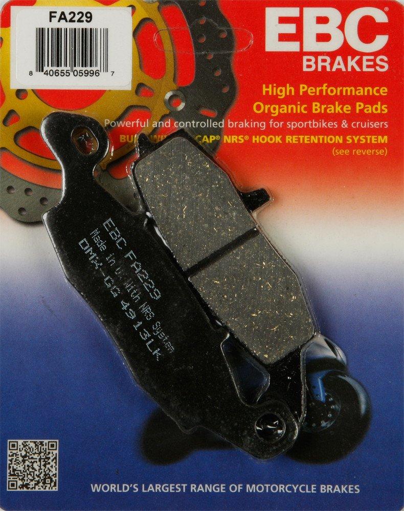 Kawasaki Front Brake VN 800 B Vulcan Classic 1996-2005 / VN 800 Drifter C/E 1999-2006 Street Motorcycle / Cruiser / Sportbike Part# 15-229