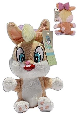 Lola Baby Bunny 23cm Muñeco Peluche Conejo Bugs Chica Warner Looney Tunes Dibujos Animados