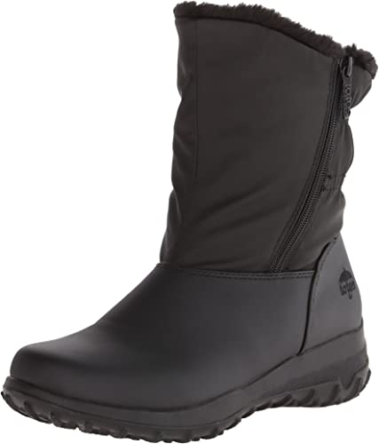 unyielding1 Boys Girls Outdoor Waterproof Cold Weather Snow Boots Rain Boots