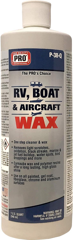 PRO Car Beauty Products RV, Boat & Aircraft Wax