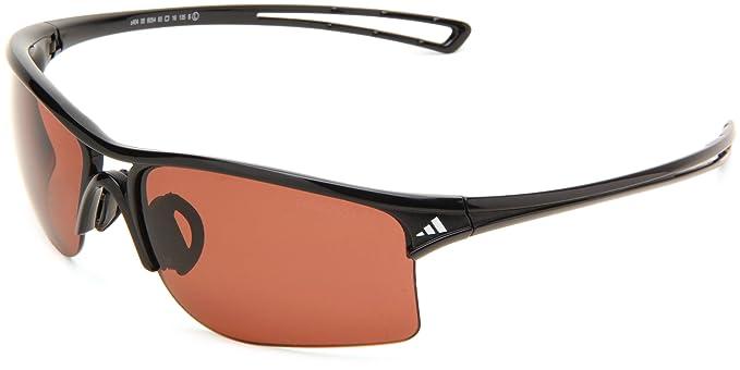 adidas Raylor L rectángulo gafas de sol, Unisex, color Shiny ...