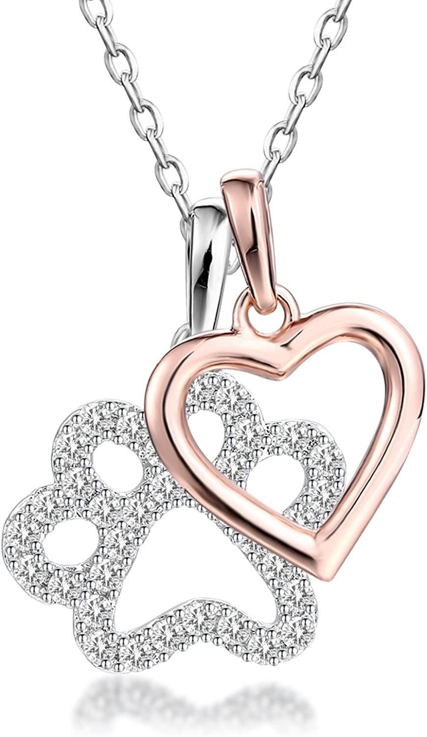 Lex /& Lu Sterling Silver CZ Letter N w//Lobster Clasp Charm LAL107687