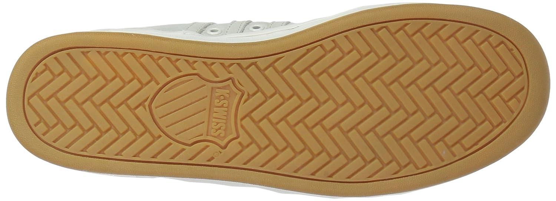 K-Swiss Women's Classic '88 B(M) Fashion Sneaker B01K89DTQY 12 B(M) '88 US Vaporous Gray/Silver/Gum 2b231e