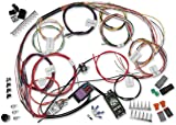 amazon com complete motorcycle wiring harness kit electrical system rh amazon com