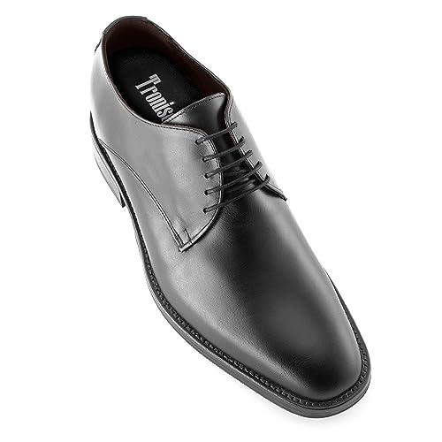 Zapatos de Hombre con Alzas Que Aumentan Su Altura 1HZjy2p
