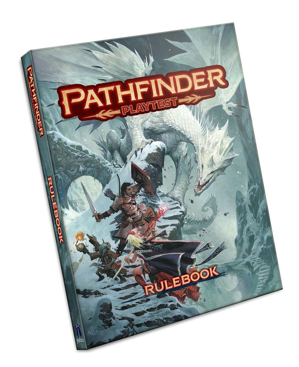 Pathfinder Playtest Rulebook: Logan Bonner, Jason Bulmahn