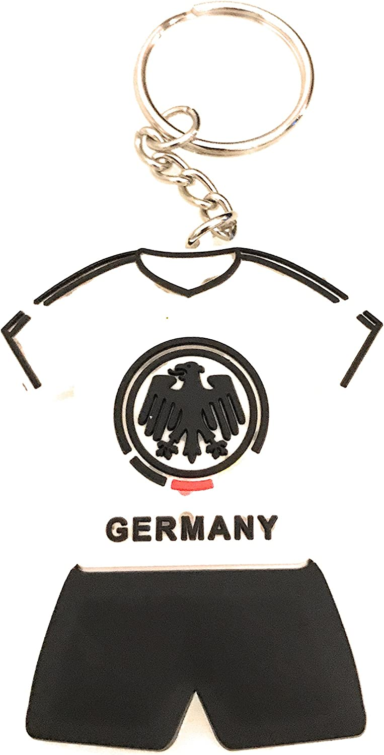 WETHEFOUNDERS Exclusive World Cup 2018 Keychains Jersey Soccer Futbol (Germany)