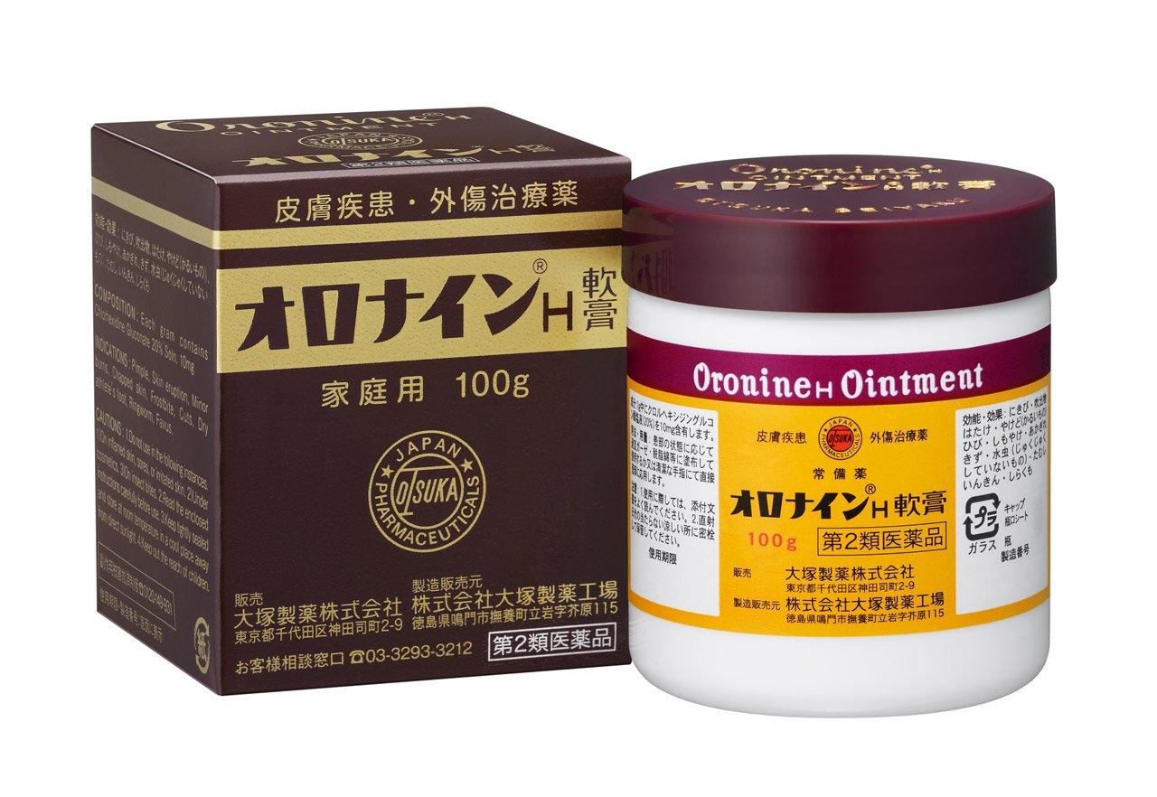 オロナインH軟膏のサムネイル