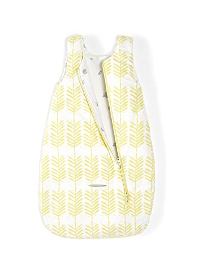 roomblush – Saco de dormir para bebé Unisex Chica Joven Niños de saco de dormir Amarillo