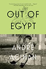 Out of Egypt: A Memoir Kindle Edition
