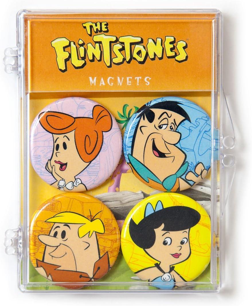 The Coop Hanna Barbera The Flintstones Magnets Home & Kitchen ...