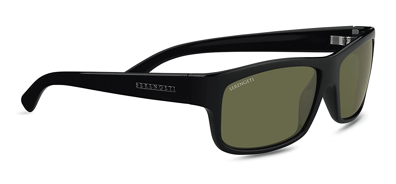 Serengeti Eyewear MARTINO 7492 - Gafas de sol polarizados, color negro: Amazon.es: Deportes y aire libre