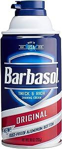 Barbasol Shaving Cream Original - 10 Oz