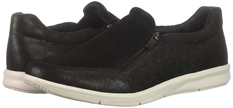 Rockport Womens Ayva Zip Sneaker