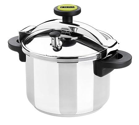 Monix M530004 Classica Olla a presión tradicional de 10 litros ...