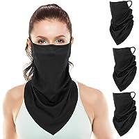 lext/érieur Bandanas de masque facial sans couture Gojira pour la poussi/ère les sports les festivals