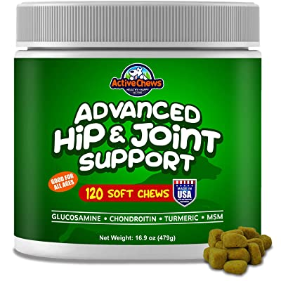 Active Chews Premium Hip and Joint Dog Treats