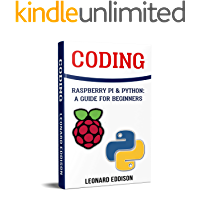 Coding: Raspberry Pi & Python: A Guide For Beginners (English Edition)