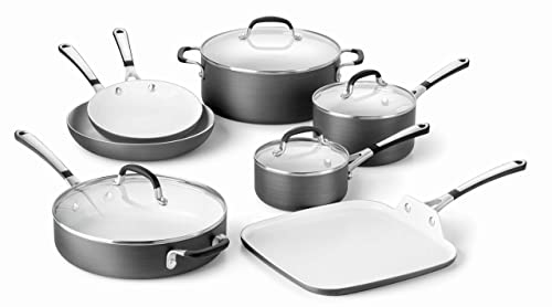 Calphalon 11 Piece Ceramic Non-Stick Set