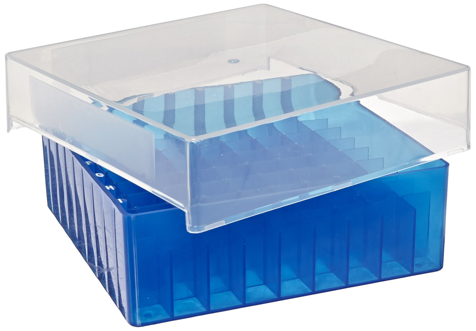 Argos PolarSafe R3117 Polypropylene 81-Place Storage Box, Assorted (Pack of 5)