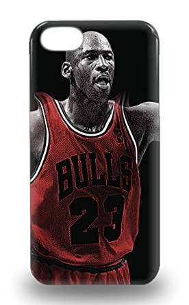 e4a57128959f New Style 3D PC Soft Case Cover NBA Chicago Bulls Michael Jordan  23  Compatible With Iphone 5 5s Protection 3D PC Soft Case ( Custom Picture  iPhone 6