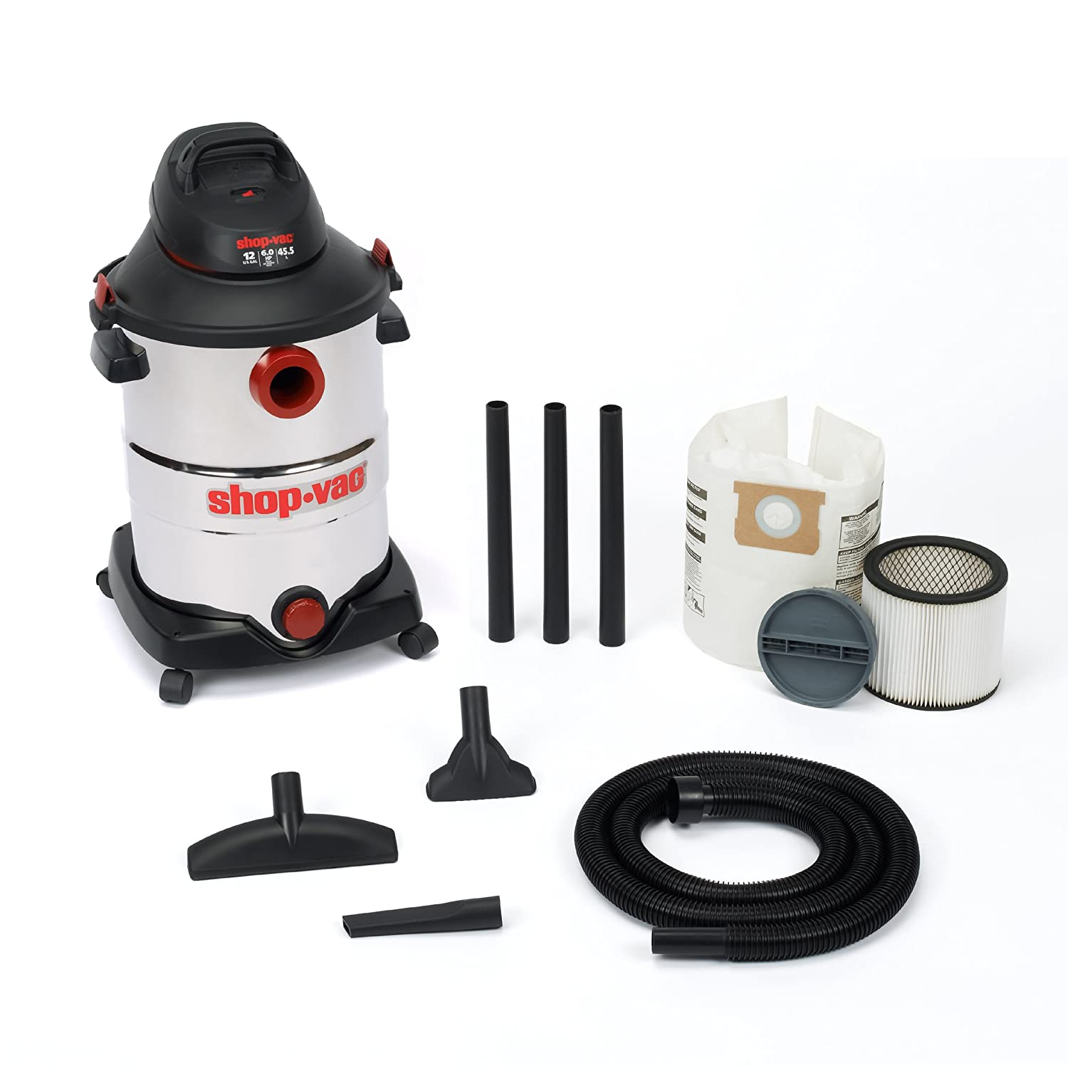 Can you install a Shop-Vac replacement switch yourself?