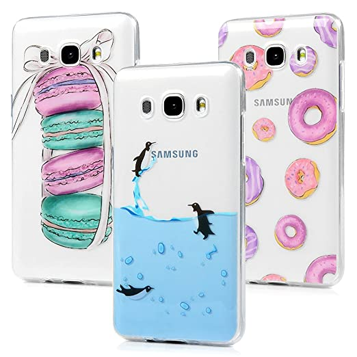 21 opinioni per 3x Custodia per Samsung Galaxy J5 2016