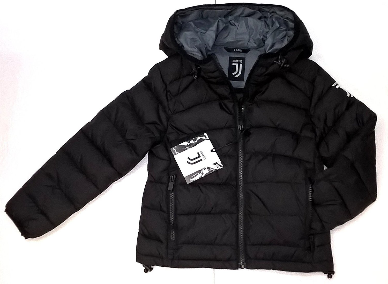 Plumón Chaqueta con capucha niño niño Juventus nuevo logo ...
