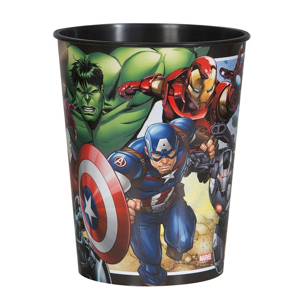 16oz Avengers Plastic Cup Unique Industries Inc. 59707