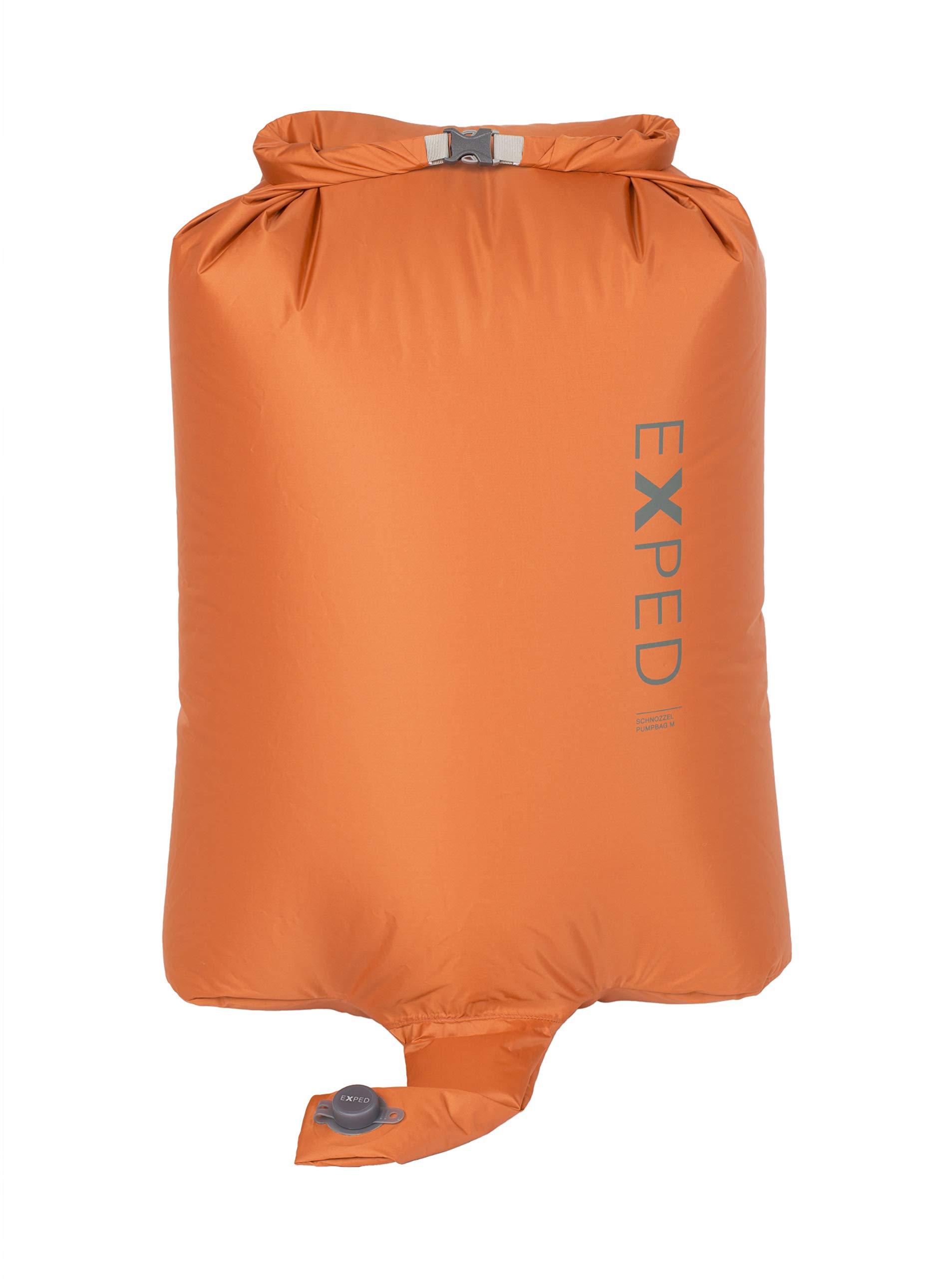 Exped Schnozzel Pumpbag Sleeping Pad Pump, Medium 40L by Exped
