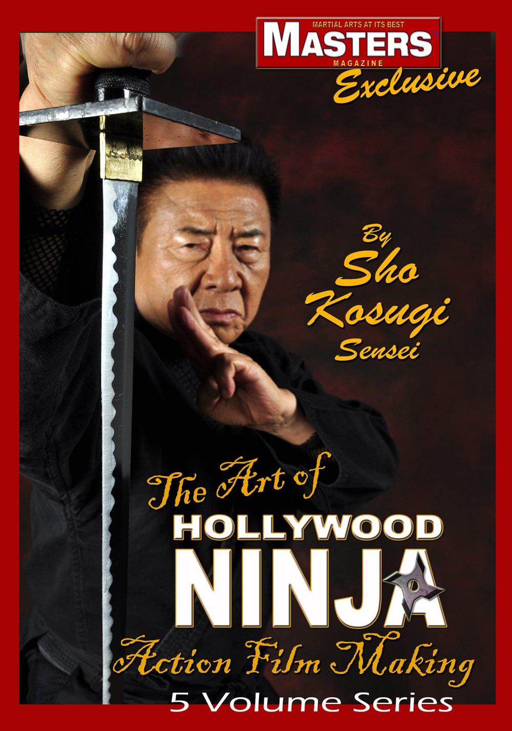 Amazon.com: The Art of Hollywood Ninja Action Film Making (5 ...